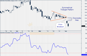 Dewan Housing Daily Chart